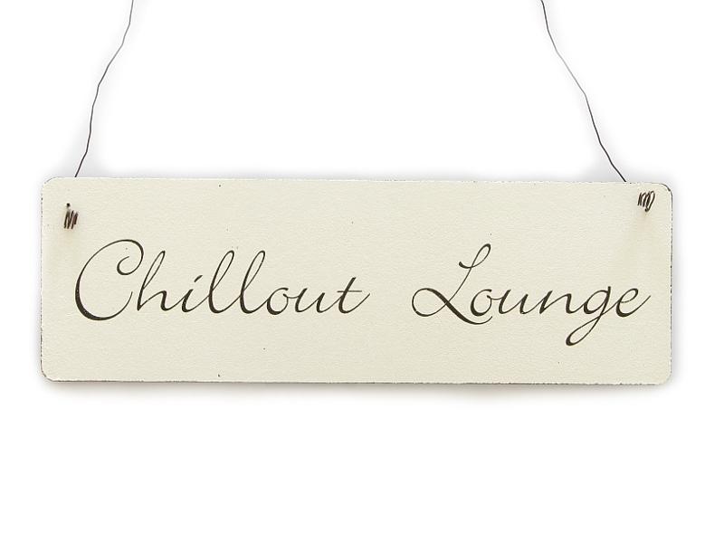 vintage shabby schild dekoschild t rschild chillout lounge holzs. Black Bedroom Furniture Sets. Home Design Ideas