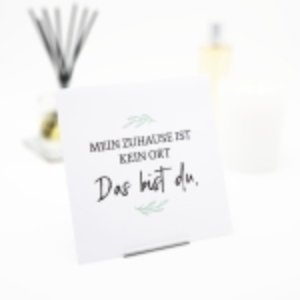Interluxe Duftsachet - Mein Zuhause ist kein Ort  -...