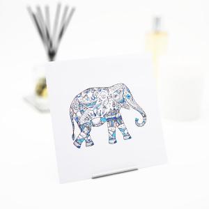 Interluxe Duftsachet - Elefant Doodle -...