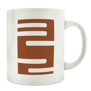 TASSE Kaffeebecher - Geo Art B - Lieblingstasse, Geschenk...