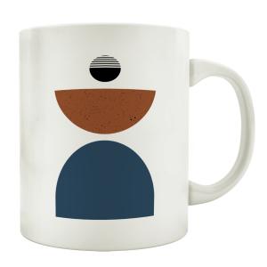 TASSE Kaffeebecher - Geo Art O - Lieblingstasse, Geschenk...