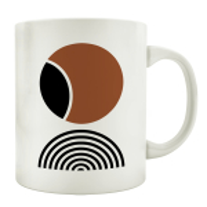 TASSE Kaffeebecher - Geo Art T - Lieblingstasse, Geschenk...