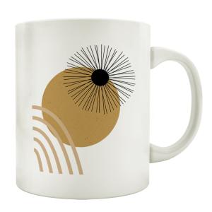 TASSE Kaffeebecher - Geo Art AZ - Lieblingstasse,...
