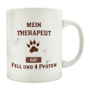 TASSE Kaffeebecher MEIN THERAPEUT HAT FELL Geschenk...